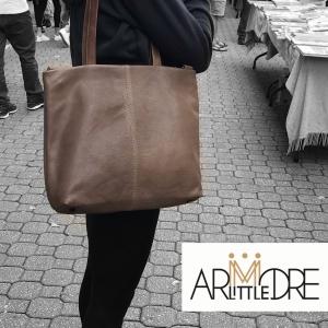 Alexandra Ladies Leather Shoulder Bag