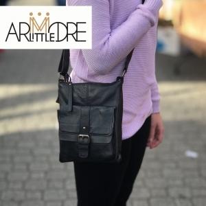 Audrina Cross Body Leather Bag