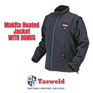 Makita Heated Jacket - $199 with Bonus