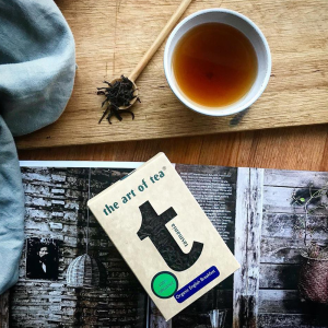 100% Organic English Breakfast Tea