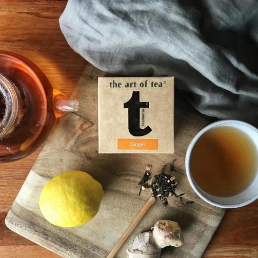 The Art Of Tea_Ginger