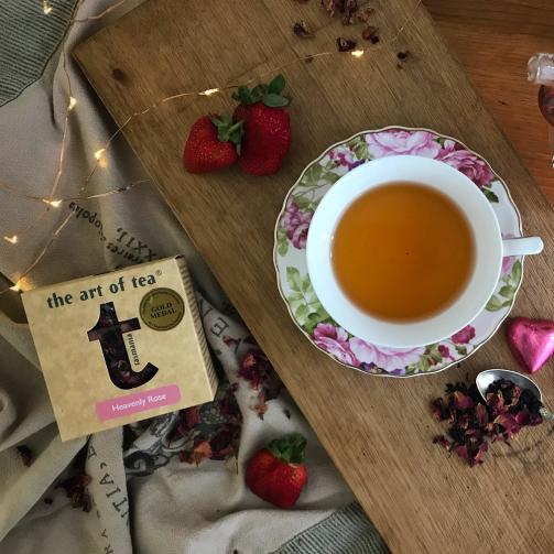 The Art Of Tea_Heavenly Rose