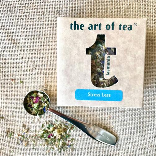 The Art Of Tea_Stress Less