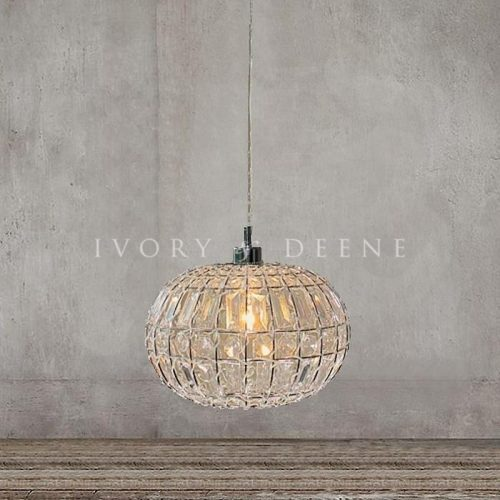 Lily pendant light chandelier 700x