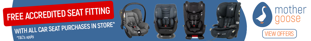 Mother Goose - Free Accredited Seat Fitting
