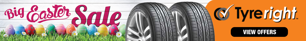 Tyreright Easter Sale