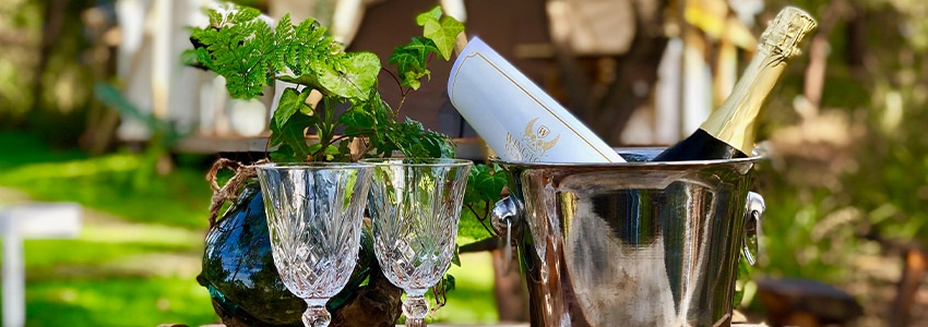 Wingston Banner Wine
