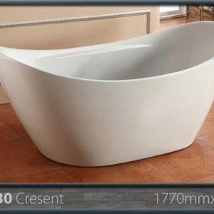 Crescent Free Standing Bath