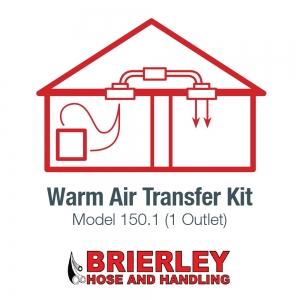 Warm Air Transfer Kit