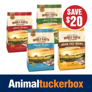 Whole Earth Farms Dog & Puppy Food