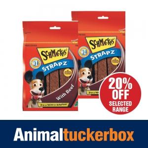 Schmackos Strapz 500g – 20% Off
