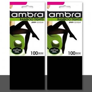 Ambra Bamboo Tight - 100 Denier
