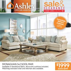 Monaghan 3+2 Sofa Pair