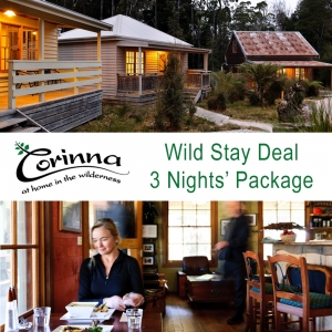 Wild Stay Deal – 3 Day Package