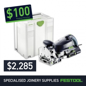 Festool Domino Joining Machine DF 700 + FREE $100 Voucher*