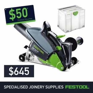 125mm Festool Diamond Cutting System DSC 125 + FREE $50 Voucher*