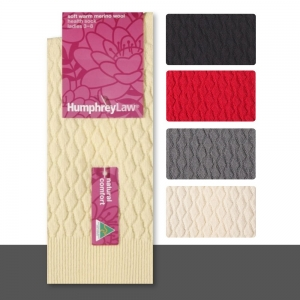 Humphrey Law - 95% Fine Merino Quilted Health Sock