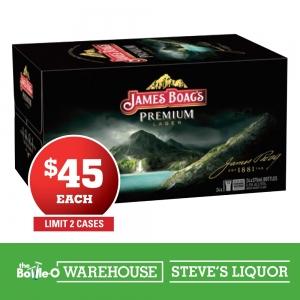 Boag's Premium Lager 24 Pack