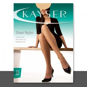 Kayser Sheer Nylon Pantyhose
