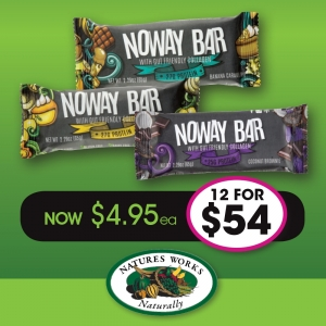 ATP Science NOWAY Bar with Gut Friendly Collagen 65g