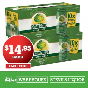 Somersby Cider 10 Pack