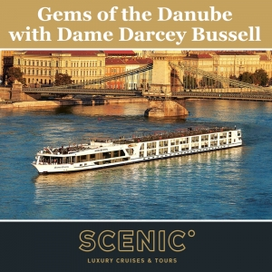 Gems of the Danube with the Dame Darcey Bussell