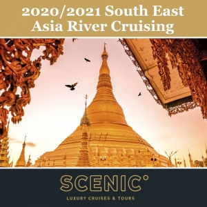 2020/2021 South East Asia River Cruising