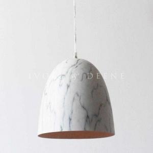 Zoe Pendant Light - Marble