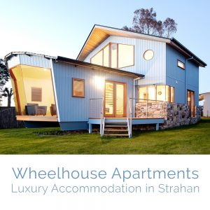 Experience luxury accommodation in Strahan
