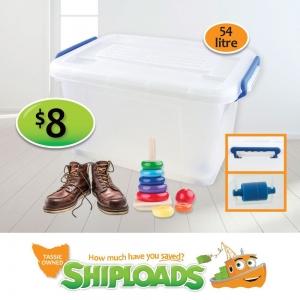 54 Litre Storage Tub