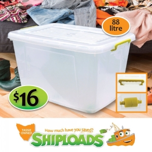 88 Litre Storage Tub