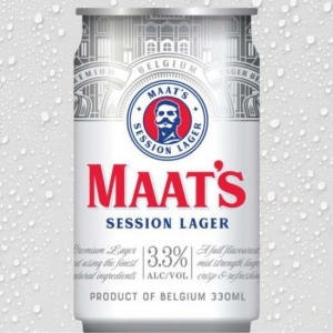 Maat's Session Lager 24 pack