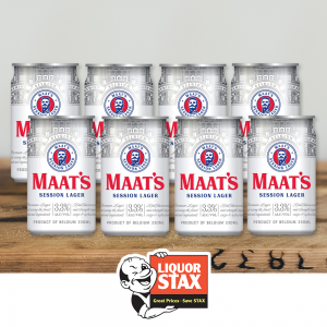 Maat's Session Lager - 8 Pack Offer