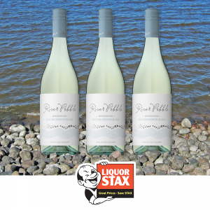 River Pebble Marlborough Sauv Blanc 750ml