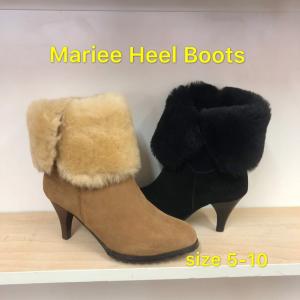 Mariee Heel Sheepskin UGG Boots