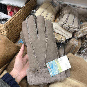 100% Sheepskin Unisex Gloves