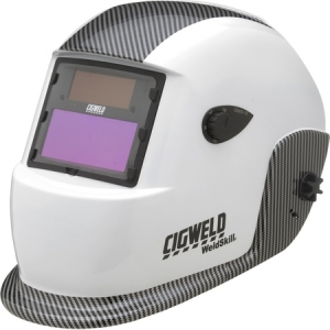 Buy a Cigweld Weldskill Auto Darkening Welding Helmet and receive $25 DISCOUNT on Welding Consumables and Accessories!