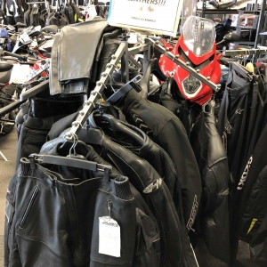 Motorcycle Apparel Clearance