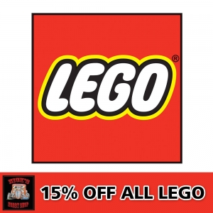 15% Off Lego