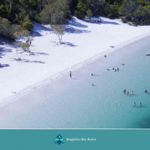 Kingfisher Bay Resort - Fraser Adventure