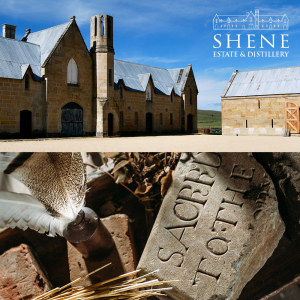 Tours at Shene Estate & Distillery