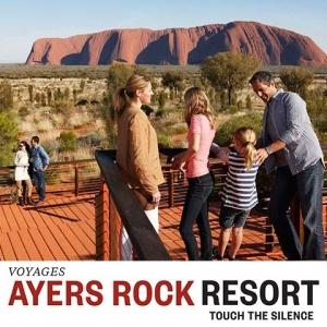 Uluru Family Escape Package