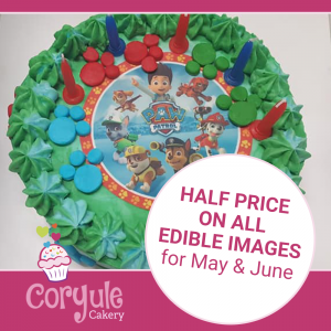 Edible Images Half Price