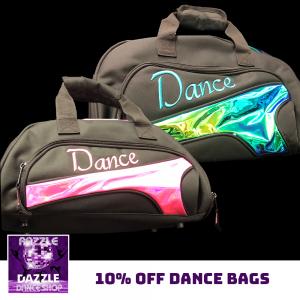 10% Off Dance Bags