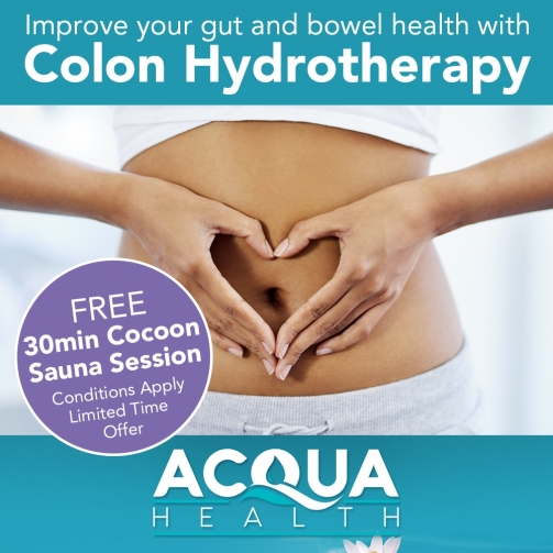 Acqua Health Colon Hydrotherapy 2