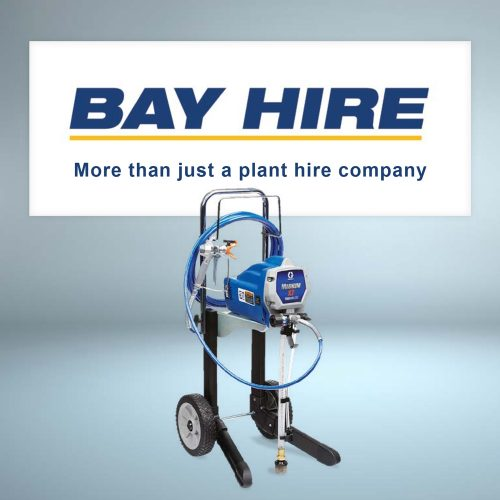 Bay Hire_Airless Spray Gun