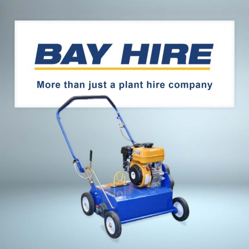 Bay Hire_Lawn Scarifier