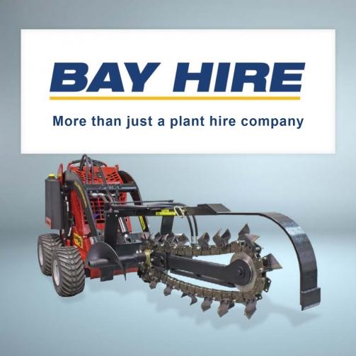 Bay Hire_Trenching Machine
