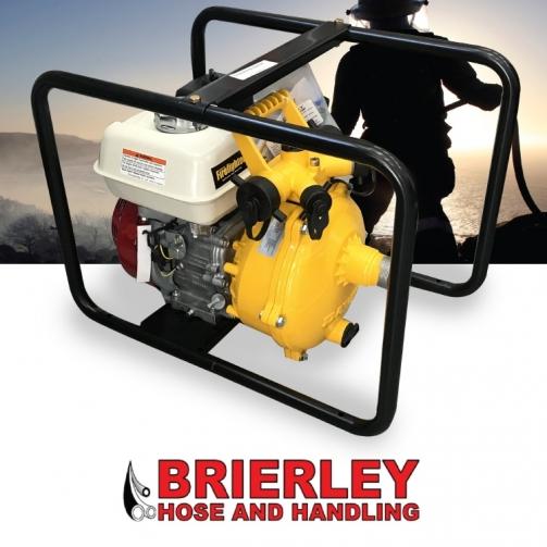 Brierley Davey Fire Pump 5155 H