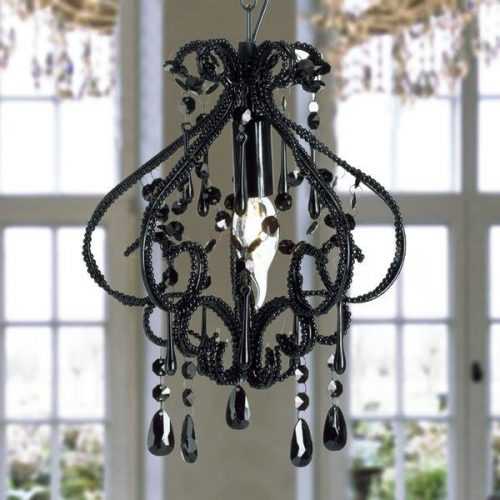 DARLING CHANDELIER BLACK